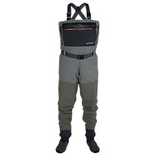 Compass 360 TAILWATER B.A.P. Breathable Stocking-Foot Chest Waders for Men