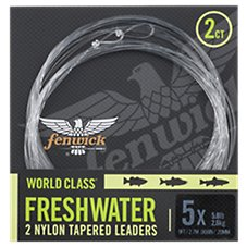 Fenwick World Class Freshwater Tapered Leader