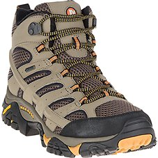 Merrell Moab 2 Mid GORE-TEX Hiking Boots for Men
