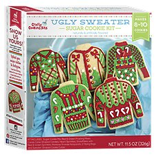 Ugly Sweater Sugar Cookie Kit