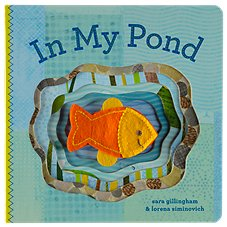 In My Pond Book for Kids by Sara Gillingham