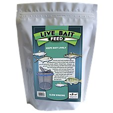 Aquatic Nutrition Prime Condition Live Bait Feed