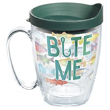 Tervis Tumbler Bite Me Insulated Mug with Lid