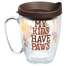 Tervis Tumbler My Kids Have Paws Insulated Mug with Lid