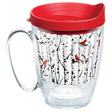 Tervis Tumbler Cardinals Insulated Mug with Lid