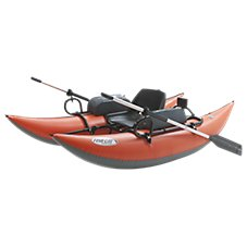 Outcast Fish Cat Streamer IR Pontoon Boat