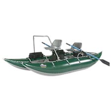 Outcast PAC 1200 Pro Series Pontoon Boat