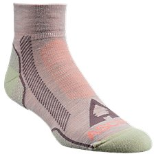 Ascend Hiker Quarter 2.0 Socks for Ladies
