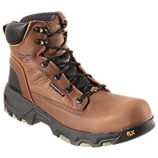 Georgia Boot FLXpoint 6'' Composite Toe Waterproof Work Boots for Men