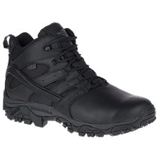 Merrell Moab 2 Mid Tactical Response Waterproof Duty Boots for Men