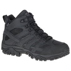 Merrell Moab 2 Mid Tactical Waterproof Duty Boots for Men