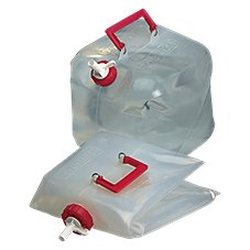 Fold-A-Carrier Water Container