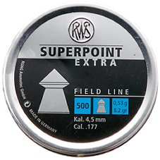 RWS Superpoint Extra Pellets