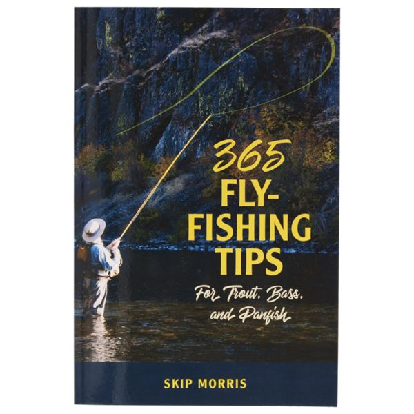 Image of 365 Fly-Fishing Tips for Trout, Bass, and Panfish Book by Skip Morris