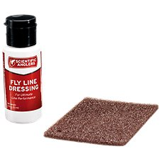 Scientific Anglers Fly Fishing Line Dressing Cleaning Kit