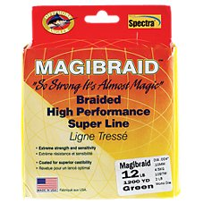 Offshore Angler Magibraid Spectra Fiber Fishing Line - 1200 Yards