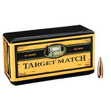 Speer Target Match Rifle Bullets