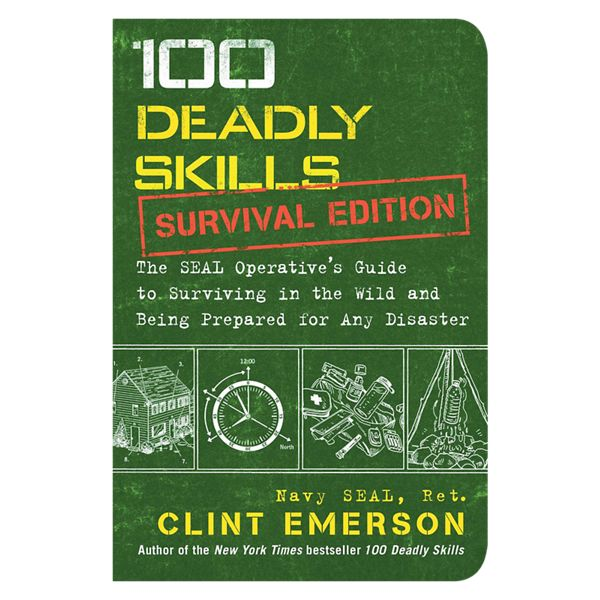 Image of 100 Deadly Skills Book by Clint Emerson