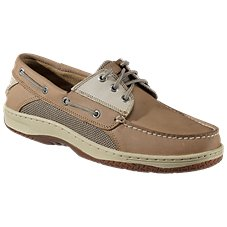 Sperry Billfish 3-Eye Boat Shoes for Men - Tan/Beige