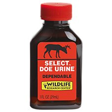 Wildlife Research Center Big Game Lure - Select Doe Urine