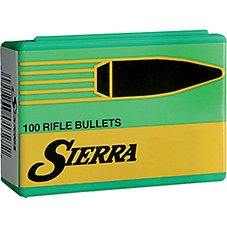 Sierra Pro-Hunter Rifle Bullets