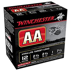 Winchester AA X-tra Light Target Load Shotshells