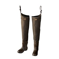 RedHead Bone-Dry Hobbs Creek Hip Waders - Lug Sole