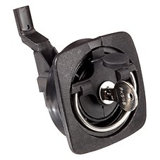 T-H Marine Rotating Boat Lid Lock and Latch