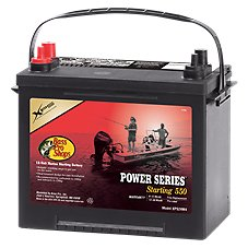 Bass Pro Shops XPS Power Series 12-Volt Marine Starting Battery