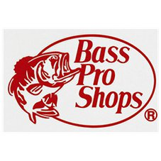 Bass Pro Shops Logo Vinyl Decals