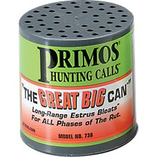 Primos The Great Big Can Estrus Bleat Call
