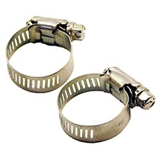 Bass Pro Shops Stainless Steel Hose Clamps