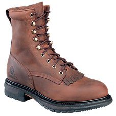 Rocky Ride Lacer Boots for Men