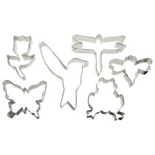 Nature Cookie Cutter Set