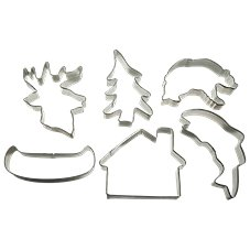 Backwoods Cookie Cutter Set