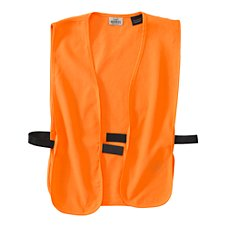 RedHead Polyester Safety Vest for Youth