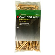 JEF World of Golf 2-3/4'' Golf Tees - 100 pack