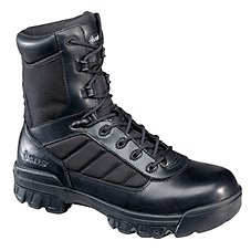 Bates Ultra-Lite Tactical Side-Zip Work Boots for Men