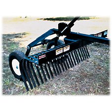 Tufline ATVLR Series Trail Rakes for ATVs