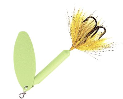 Worden's Lures Original Rooster Tail – Luminescent