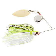 Gold Scale Chartreuse White