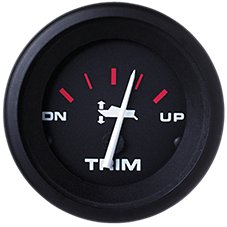 Sierra Marine Amega Series 2'' Trim Indicator Replacement Gauge