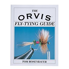 The Orvis Fly-Tying Guide Book by Tom Rosenbauer