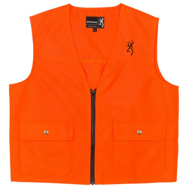 Browning Safety Overlay Vest for Youth - M thumbnail