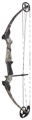 Genesis Compound Bow Package - Lost Camo - Right Hand thumbnail