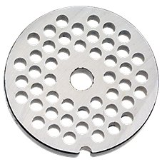 LEM Products Stainless Steel Grinder Plate