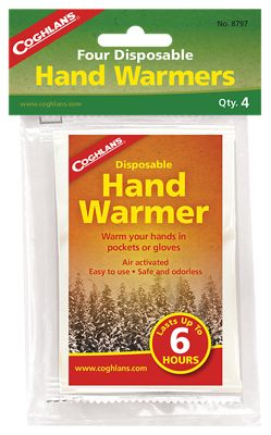 Coghlan's Disposable Hand Warmers by