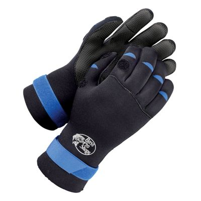 Bass Pro Shops Neoprene Fishing Gloves - L