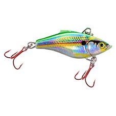 Holographic Emerald Shad