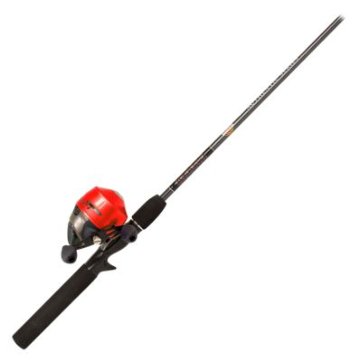 how to set up a spincast reel